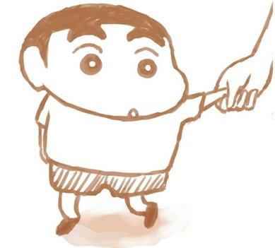 卡通教书简笔画