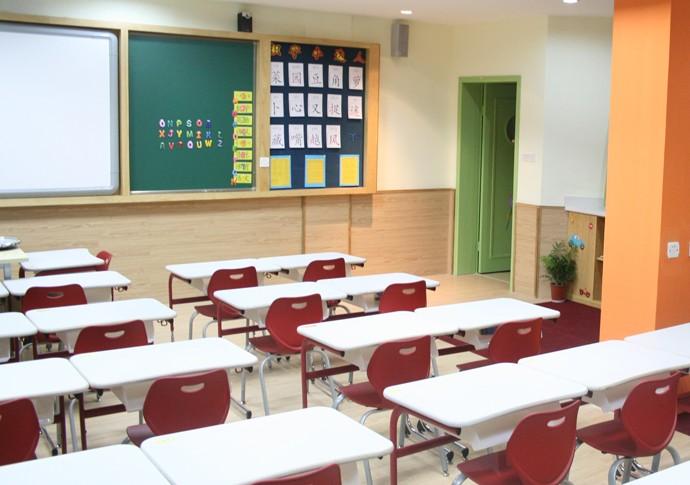杭州新世纪外国语学校教室一览