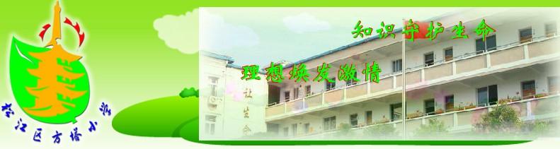 2013松江区方塔小学全面招生简章