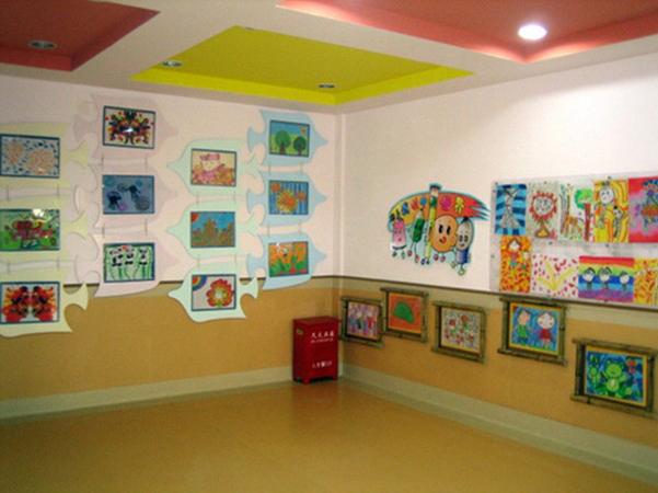 早教主题墙饰设计