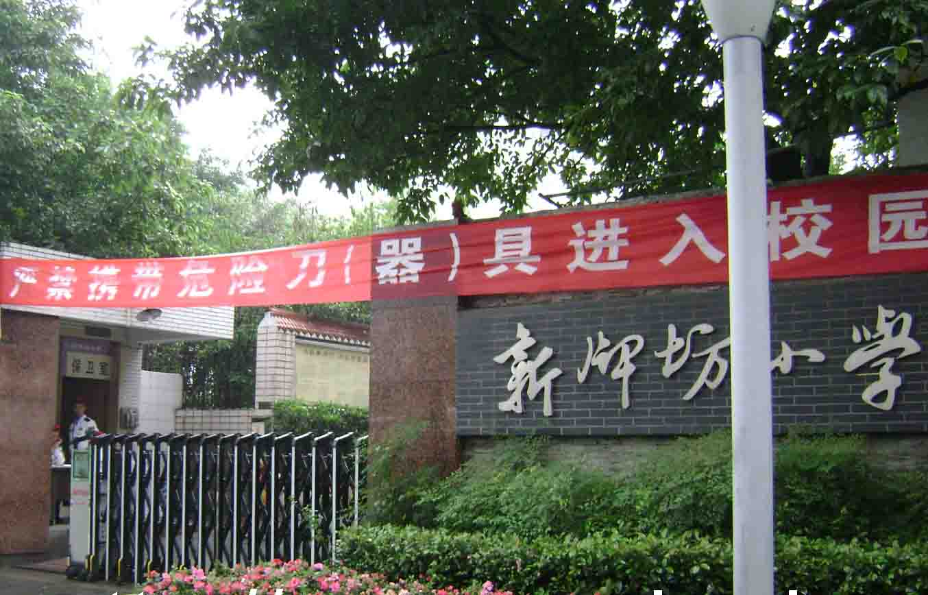 2014牌坊渝北区新重庆小学招生简章上小学乐海图片