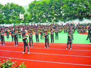重庆市统景职业中学相册