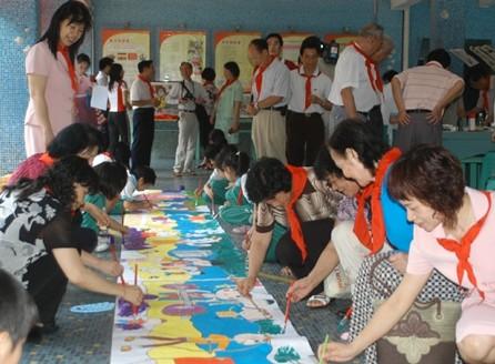 广州市番禺区市桥中心小学相册
