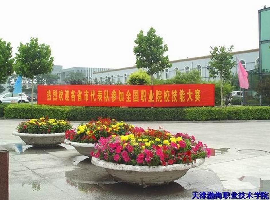 天津渤海职业技术学院相册
