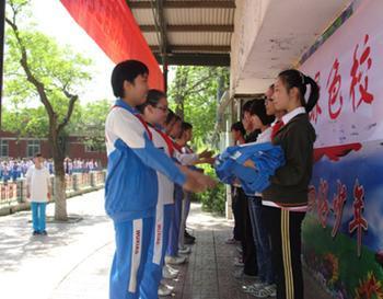 天津市河北区新开小学相册