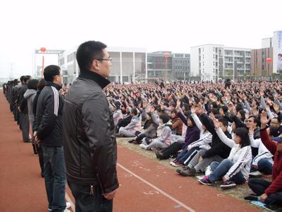 扬州树人中学相册展示-学校