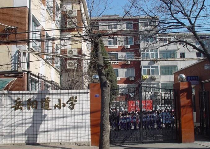 天津市岳阳道小学相册