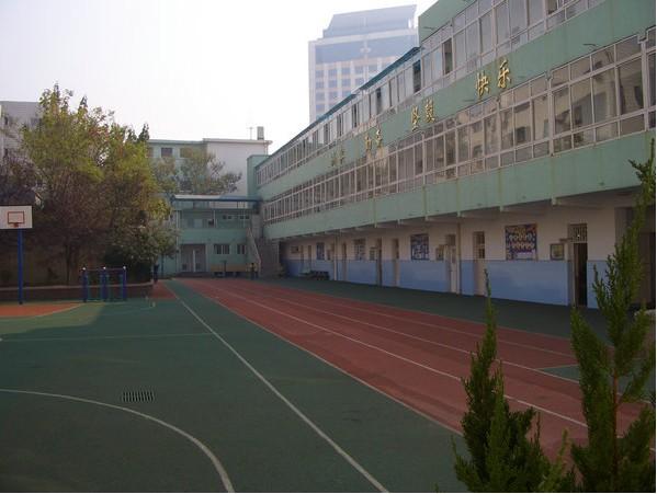 青岛市市北区上海路小学相册展示-学校