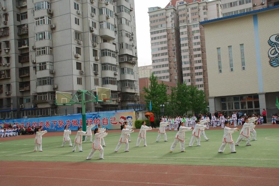 北京小学广外分校相册