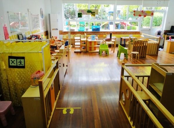 上海虹口区幼儿园有哪些-上海市虹口区舟山路幼儿园