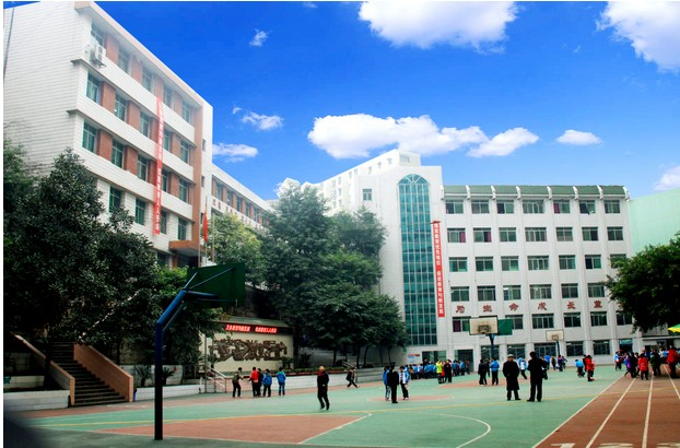 重庆市涪陵城区第六小学校相册