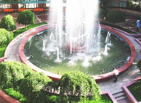 青海省西��市第五中�W照片4