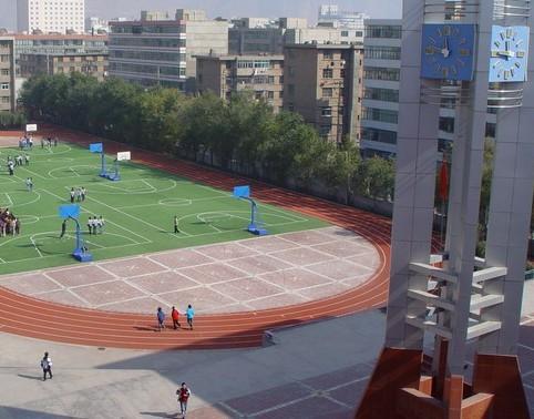 青海省西��市第五中�W照片2