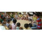 成都艾毅多元智能幼儿园国际城校园
