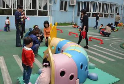上海市长宁区仙霞路第一幼儿园(仙一幼儿园)相册