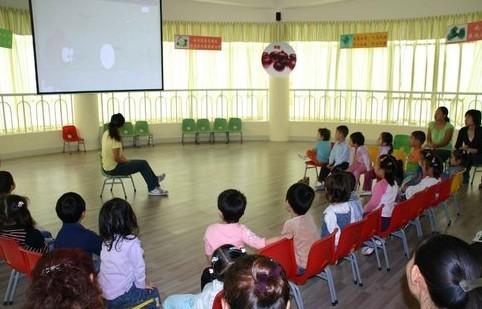 上海市青草地双语幼儿园相册