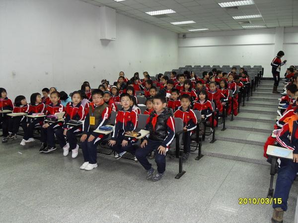 北京海淀外国语实验学校小学部相册