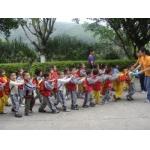 东莞市长安镇艺名轩幼儿园环境不错,孩子学会了礼貌