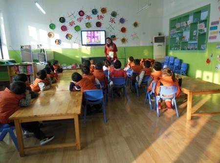 廊坊市直属机关第二幼儿园照片1