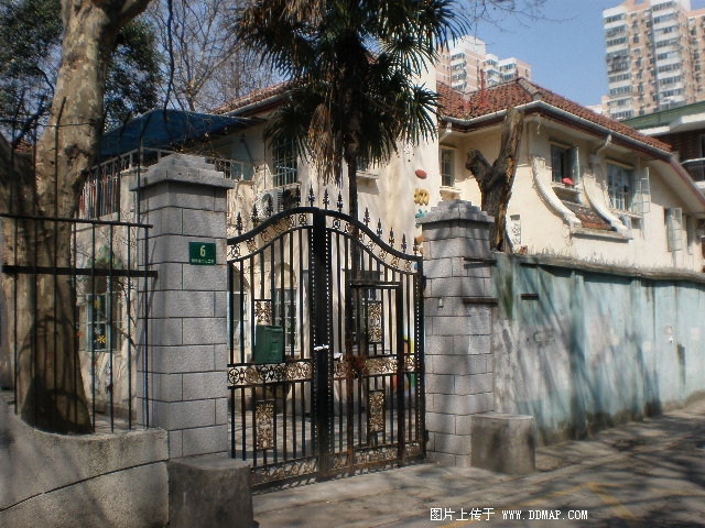 上海市幼儿园图片大全-学校