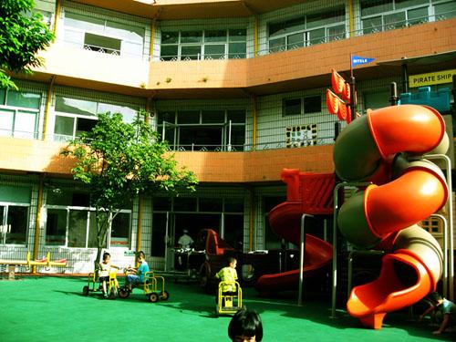 珠海市南山幼儿园相册