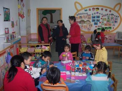 北京石景山区首钢大地幼儿园相册