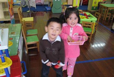 上海市浦东新区民办世纪星双语实验幼稚园相册