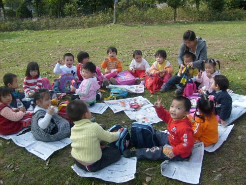 上海市松江区手拉手幼儿园相册
