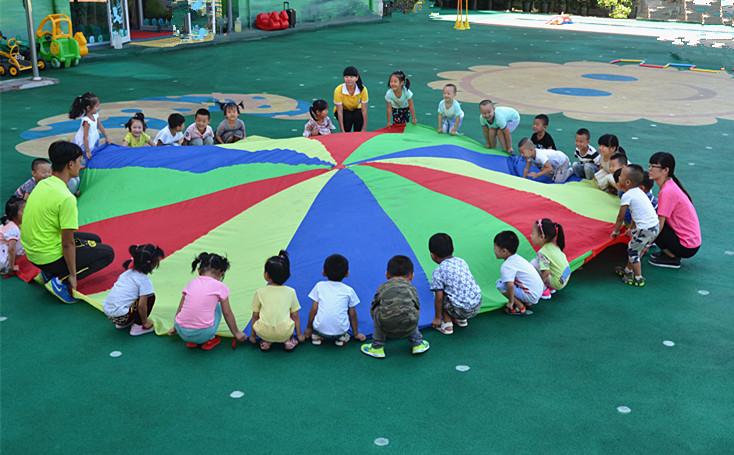 安次区第二实验幼儿园照片1
