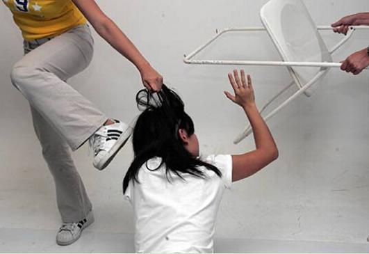 关于校园女生暴力事件频发的思考
