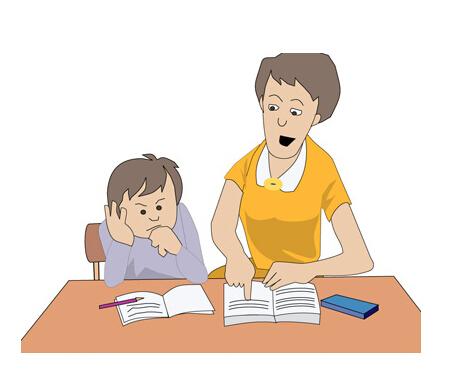 家长:暑假作业太难 基本都是我们写