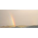 校园处处有彩虹,象征多元特色
